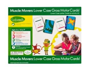 Fundanoodle by Carolina Pad Lower Case Motor Cards