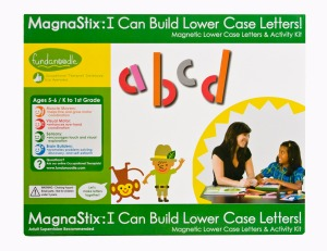 Fundanoodle I Can Build LowerCase Letters