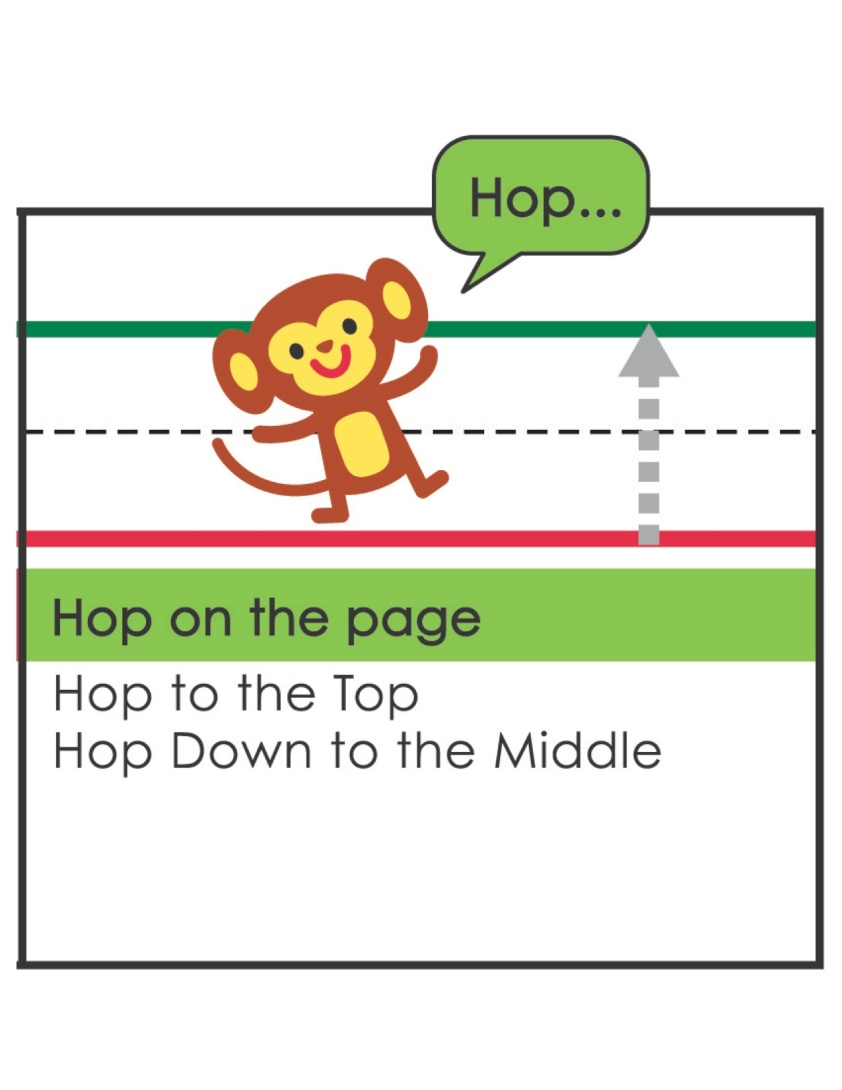 Hop to the top!