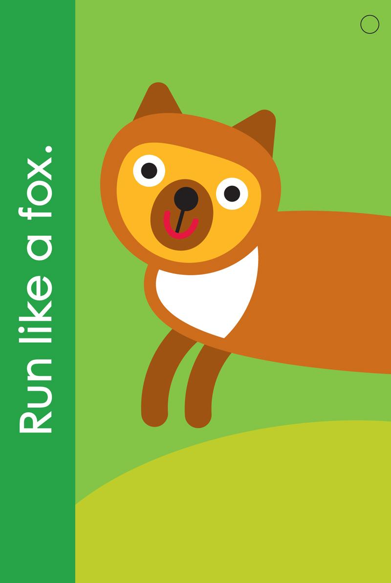 Run-like-a-fox