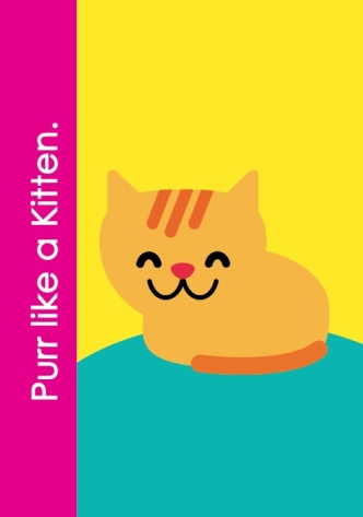 Fundanoodle by Carolina Pad Purr like a kitten muscle mover.