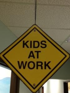 kids at work 1